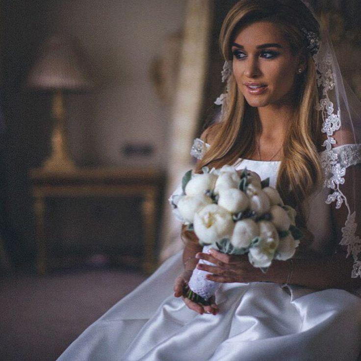 Свадьба телеведущей Ксении Бородиной и бизнесмена Курбана Омарова: фото из Instagram