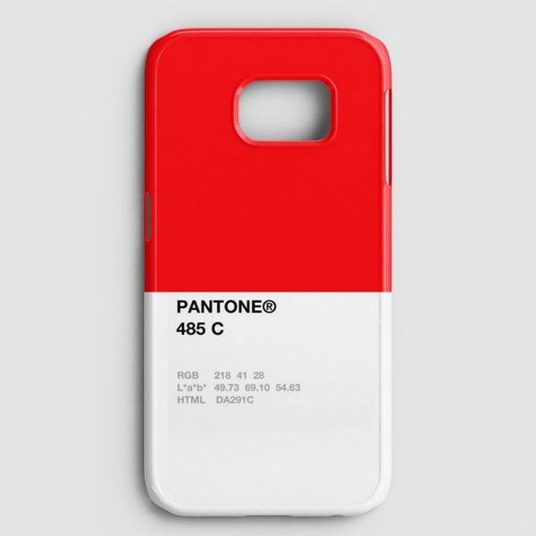 Pantone 485 C Samsung Galaxy Note 8 Case