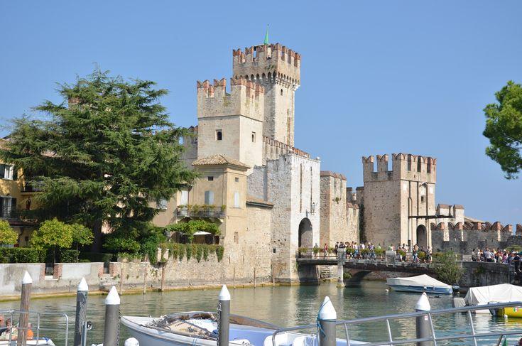 Sirmione, romantisch stadje aan het Gardameer