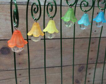 Accessoire de jardin miniature fée de lanterne par fairysmallthings