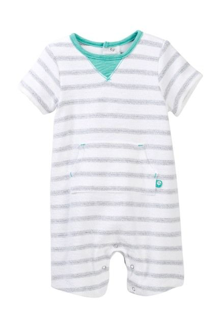 5b62dd7b1 Striped Romper (Baby Boys)