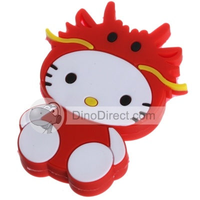 Year of the Dragon Hello Kitty flash drive? Who would totally love this?