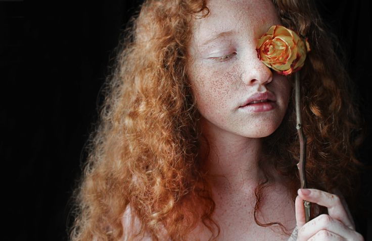 Red hair ph by Olga Tsoy