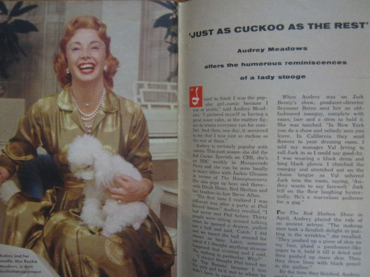 June, 1960 TV Guide(AUDREY  MEADOWS/BACHELOR  FATHER/JOSEPH  COTTEN/ALAN MOWBRAY