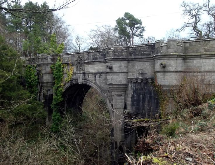 Overtoun Bridge (Dunbartonshire - Scotland)