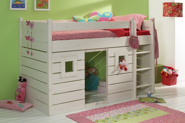 when we have kids ... cute idea for girls room