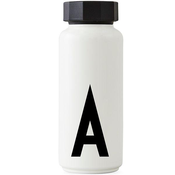 Design Letters ABC Termoflaske