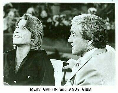 On The Merv Griffin Show