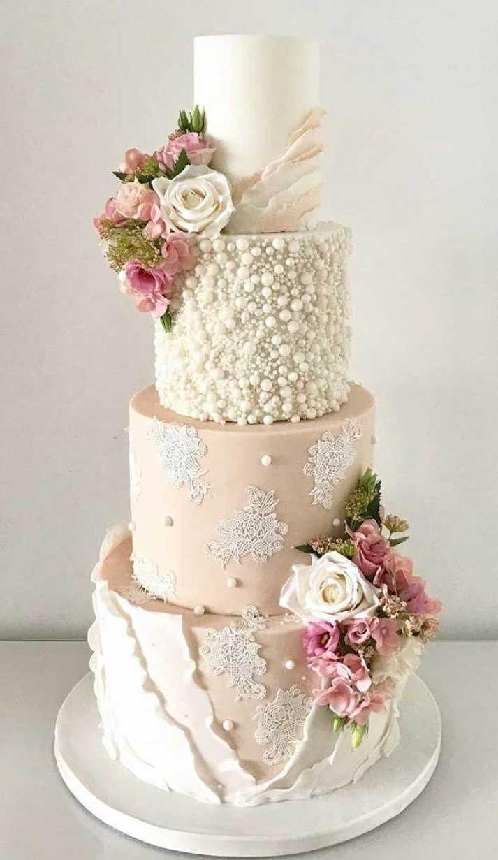 Top Wedding Cake Trends For 2020 Weddingcakes Cakedesign Weddingcakedecorations Wedding Cake Designs Buttercream Wedding Cake Designs White Wedding Cakes