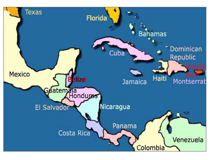 10 best maps of belize images on pinterest belize belize central america belize is just a two hour flight from southern us ports gumiabroncs Images
