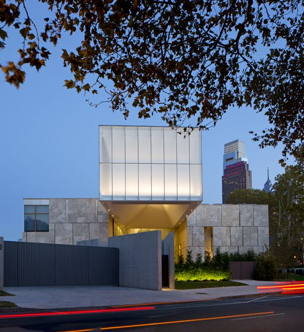 Barnes foundation new building philadelphia in 2012 for Architecture firms in philadelphia