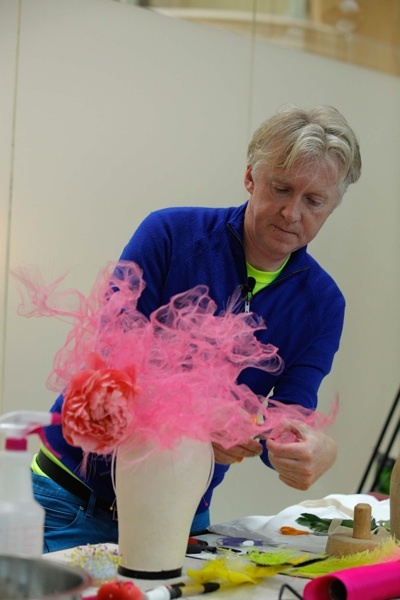 Top This! Philip Treacy Talks Hats, Celebs & Couture - Trade Talk