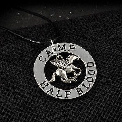 Camp Half-Blood Necklace   ( someone wanna buy this for me?! Please)