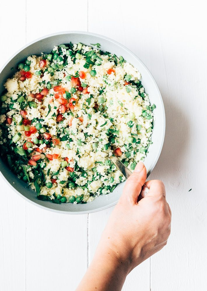 Couscous Met Kruiden Makkelijk Recept Uit Pauline S Keuken Couscous Recepten Maaltijdsalades Gezonde Maaltijden