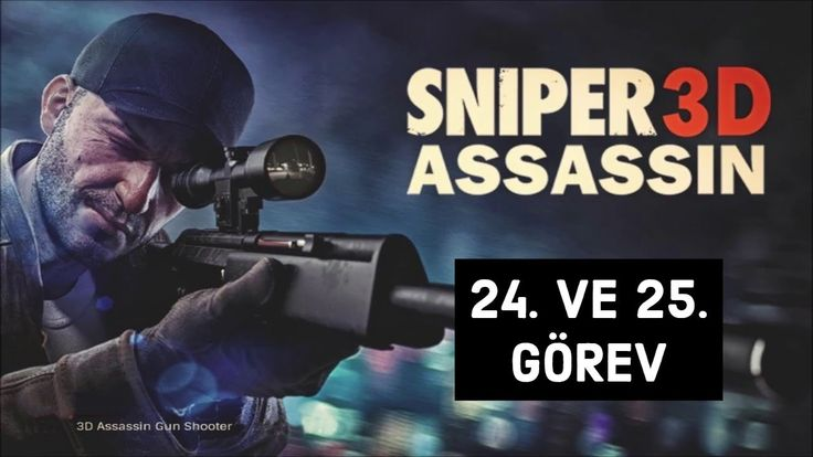 Sniper 3d Assassin Lösung