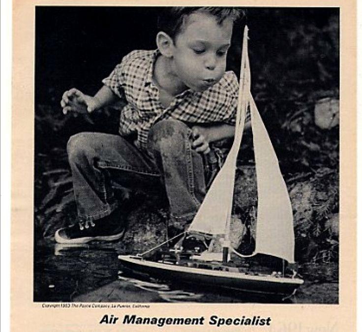 metade superior de um anúncio de 1963 Payne A / C.   20 Cool As Hell Retro Air Conditioner Ads