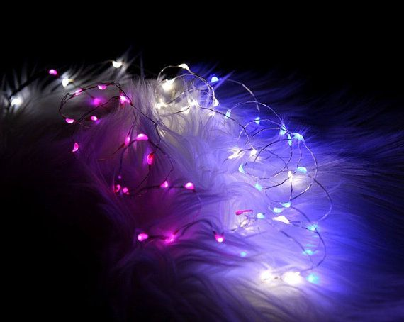 Dance Costume lights Tutu lights Battery by ElectricCrowns on Etsy