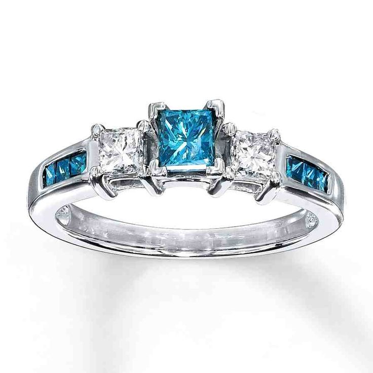 best 25 blue rings ideas on blue