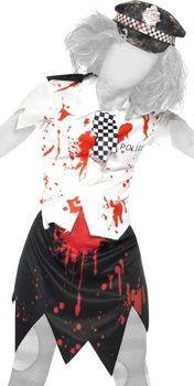 Este sexy disfraz de policia zombie está disponible a partir de tan solo 13,41 € en http://www.idealo.es/precios/4841850/smiffy-s-zombie-policewoman-costume.html #halloween