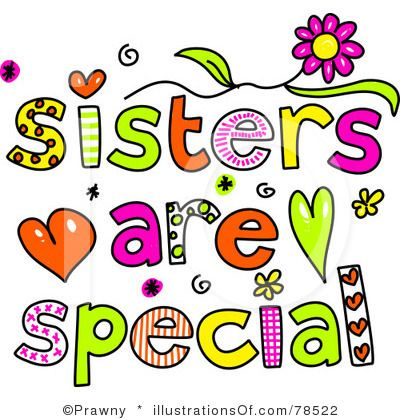 Image detail for -Royalty-Free (RF) Sisters Clipart Illustration by Prawny - Stock ...