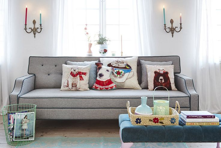 1000 ideas about sofa grau on pinterest rosa zehen. Black Bedroom Furniture Sets. Home Design Ideas