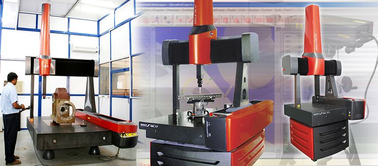 The world class CMM manufactured by GMT is the culmination of over 5 decades of experience in metrology and machine tools.