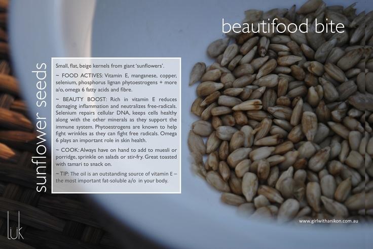 beautifood bite   sunflower seeds