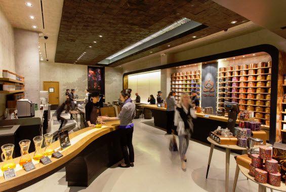 Teavana launches Tea Bar in New York City's Upper East Side