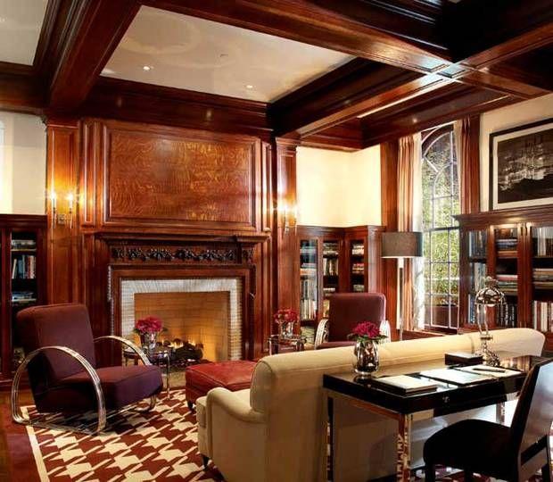 the big six art deco hotels - Beaded Inset Hotel Decoration