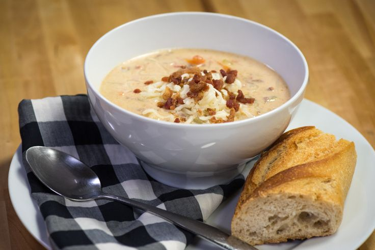 Forget The Drive-Through, This Slow Cooker Soup Is Amazing!