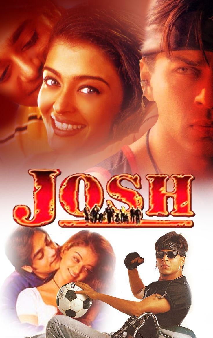 JOSH 2000 Poster Movie Hindi