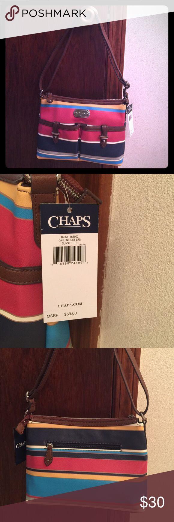 Chaps Ralph Lauren Purse NEW New.  Never used. Still has tags. Ralph Lauren Bags Shoulder Bags