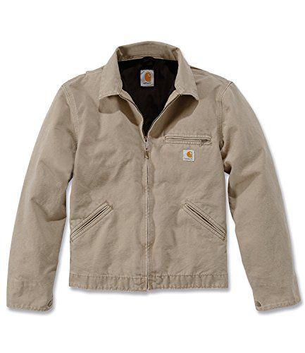 Carhartt Men's Lightweight Detroit Workwear Jacket Cottonwood Small Carhartt http://www.amazon.co.uk/dp/B00G47YQRQ/ref=cm_sw_r_pi_dp_3J.owb1VQ6XA1