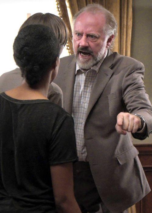 Gregory in The Walking Dead Season 7 Episode 5   Go Getter