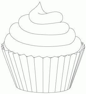 cupcake with a proper whip - FREE digi