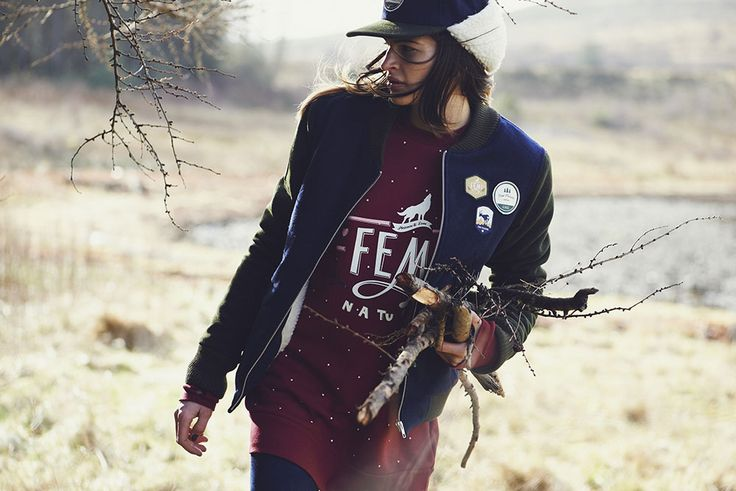 Femi Pleasure Fall/Winter 14/15 lookbook