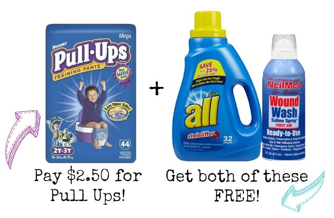 Gotta get my printer fired up for this Pull Ups Coupon! You can never have too many Pull Ups when you have little ones :)