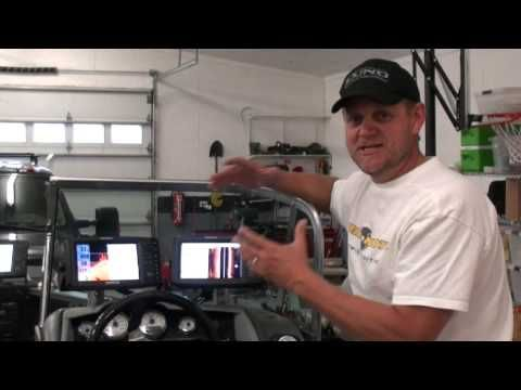 Humminbird installation and set up Fishing pro Scott Duncan explains the benefits of running two Humminbird units on the dash and an assortment of different transducers, including a high-speed skimmer. He talks about how he uses the technology to gather the most possible structure and fish data in high-pressure tournaments. Take a look at Scott's installation schematic here!   http://www.walleyeworkshop.com/sites/default/files/Humminbird%20wiring%20set%20up.pdf