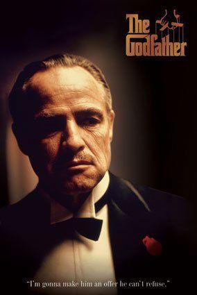 The Godfather film-1972