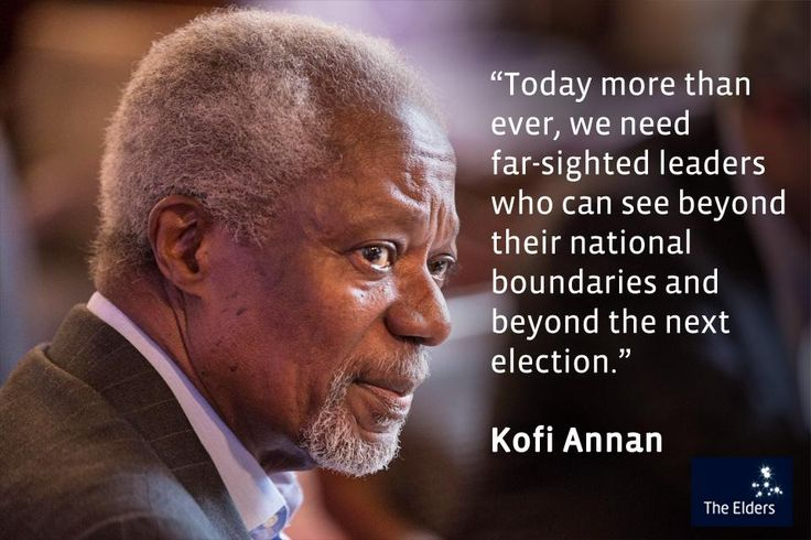 .@KofiAnnan calls on leaders to see beyond the next election and lead ethically in 2015. http://theelders.org/article/2015-new-years-message-kofi-annan-chair-elders…