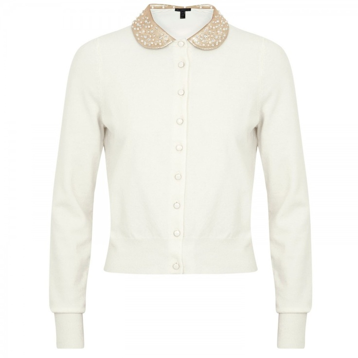 Mika crystal embellished cardigan, Msfc by Marc Jacobs