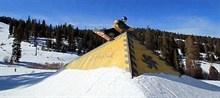 Girls on snowboards!
