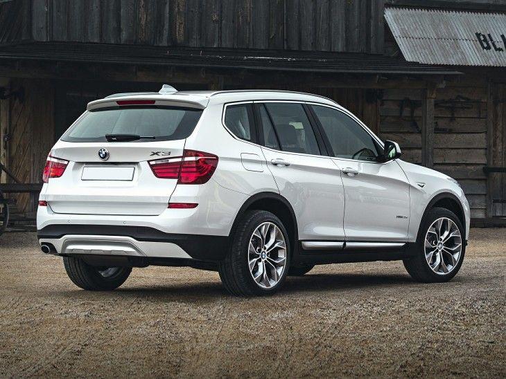 2016 BMW X3 look