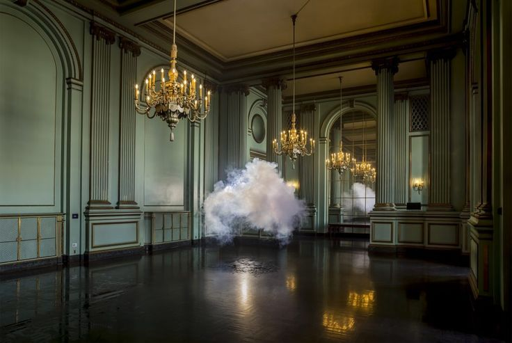 The lure of the portfolio review: how they can turbocharge your photography career – British Journal of Photography  © Berndnaut Smilde