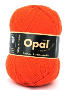 Opal Sock Yarn Solid Colours