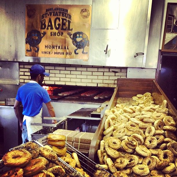 Montreal - oh your bagels...#stviateur