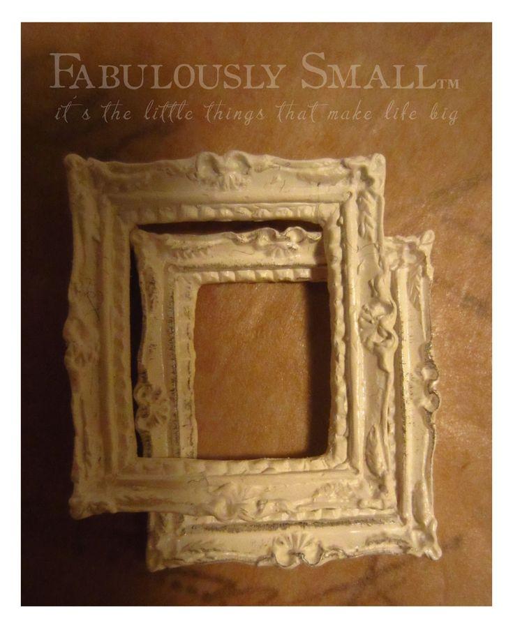 Dollhouse Miniatures Tutorials: 17 Best Images About Dollhouse. Goodies On Pinterest