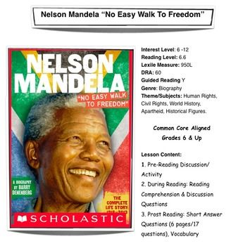 essay on nelson mandela life Need writing life of nelson mandela essay use our paper writing services or get access to database of 8 free essays samples about life of nelson mandela signup now.