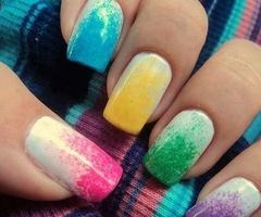 Cute Nails  Most beautiful and popular Pins of Nail Designs -Follow Me, get inspired and get more nail desings - nail art :)...