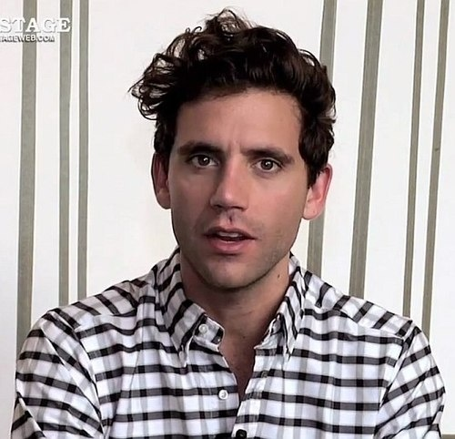 "Mika ""My record is like a film"" 2012"